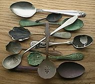 old spoons