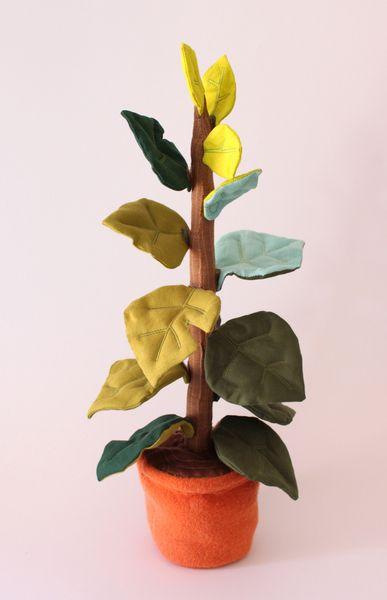 """Diese Topfpflanze gehört der Gattung """"Monstera"""" an.  Die Vorteile dieses Modells liegen klar auf der Hand:     1. beliebig oft lassen sich die neun Bl"""