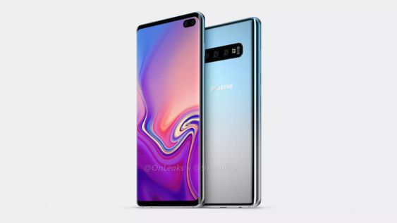 This might be the first look of Galaxy S10