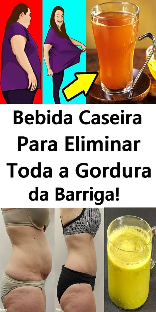 A Maneira Mais Rapida De Perder Gordura Da Barriga Com Esta Bebida