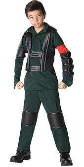 Terminator 4 Deluxe John Connor Costume Child