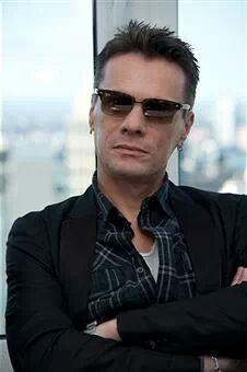 Larry Mullen Jr - U2 press conference for Ordinary Love in New York City - 7 December 2013