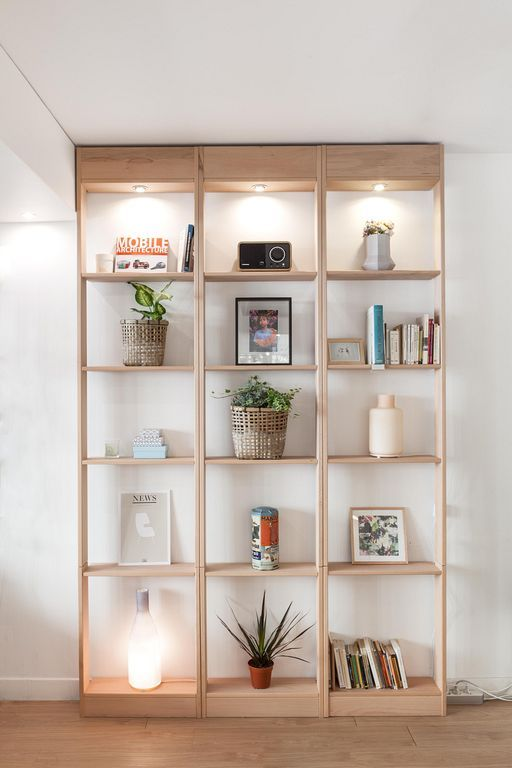 30 Minimalist Bookcase Styling And Decorating Ideas Minimalist Bookcase Bookshelves In Living Room Scandinavian Interior Living Room