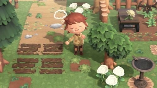 Uchi Villager Tips For Freezing Trees When You Want To Keep A Animal Crossing Frozen Anime
