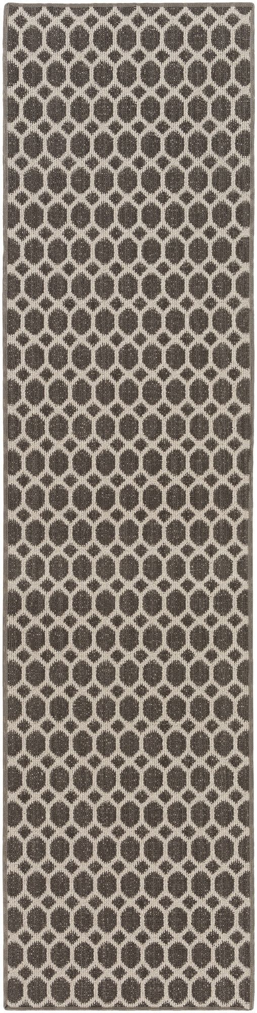Gray Indoor/Outdoor Area Rug