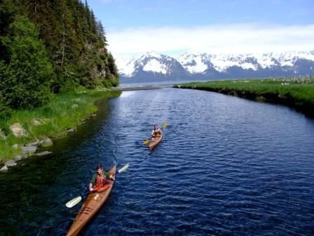Goal- Get Active Outdoors- kayaking, biking, hiking, tennis, softball, etc...