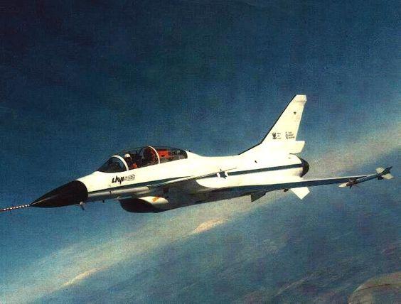 IAI Lavi Aircraft Prototype from the 1980s - YouTube