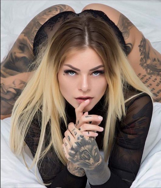 Girls with Tattoos – Google+