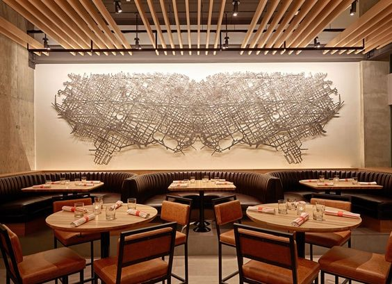 Latest entries: Earls Kitchen + Bar (Mclean, United States), The Americas Restaurant