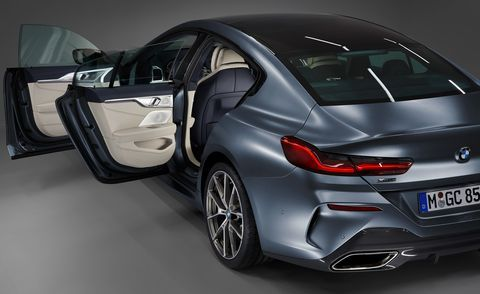 View Photos Of The 2020 Bmw 8 Series Gran Coupe Bmw Bmw Wagon
