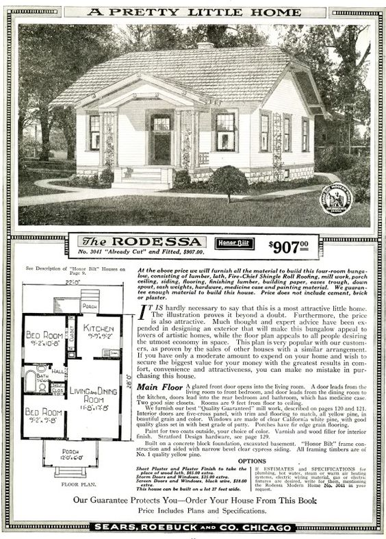 Sears Kit Home From The 20s Check Out Price This