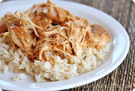 Kansas City Sue's Chicken (slow cooker)