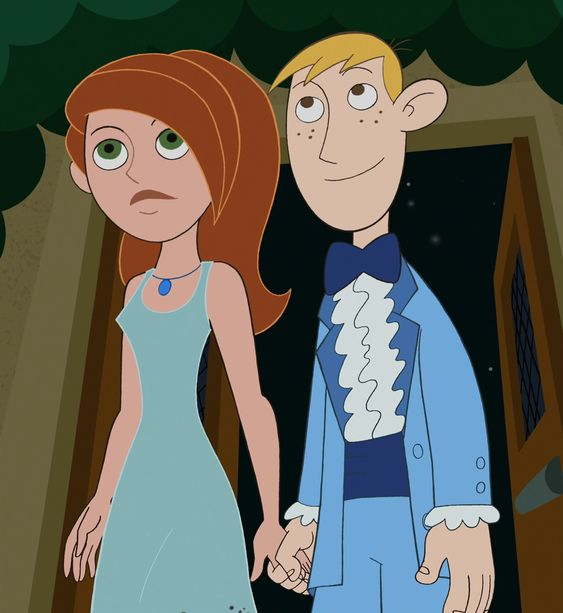 Kim Possible and Ron Stoppable - So the Drama: