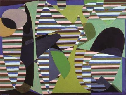Sam Vanni, Finnish painter of Russian Jewish origin 1908 - 1992
