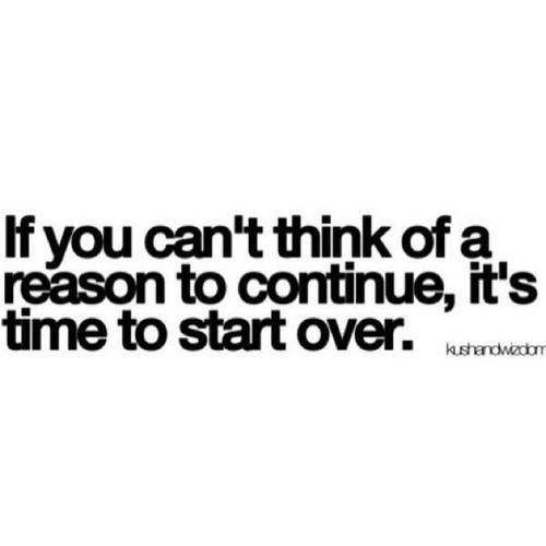 Starting Over Quotes | Start over | odd's n ends | Pinterest ...