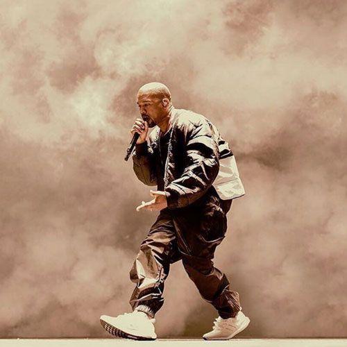 Kanye West, GLC – Heavy Hitters (single cover art)