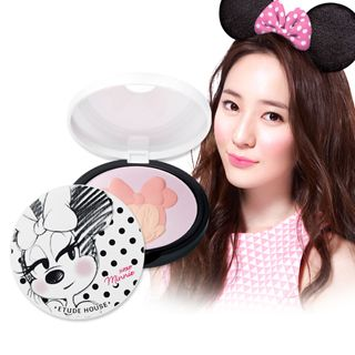 [LIMITED EDITION] Etude House Minnie Touch Blush / Highlighter | ~The Cutest Makeup~
