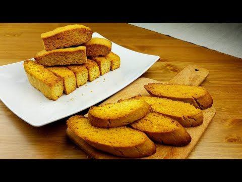 طريقة عمل الشابورة الذيذة بكل أسرارها وخطواتها Cake Rusk Biscotti Youtube Food Desserts Arabic Food