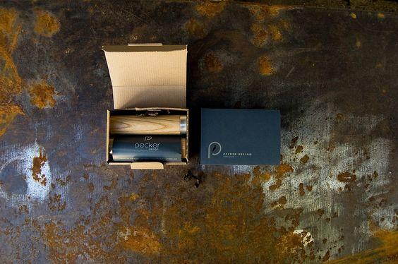 bike grip packaging \ by pecker design