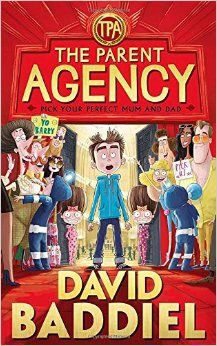 The Parent Agency by David Baddiel Book review & Competition to win a copy!   motherinlondon