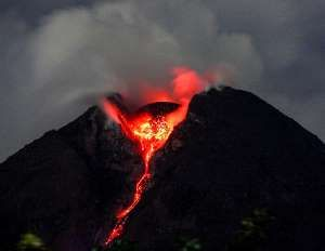 Mt. Merapi, Indonesia - @Wf Sihardian/EyeEm/Getty Images
