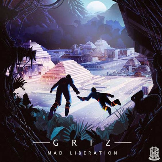 Mad Liberation by Griz
