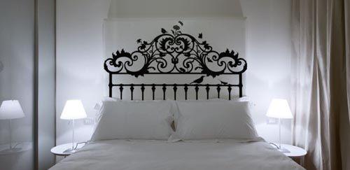 wrought iron headboard: Decor Ideas, Bedroom Inspiration, Decorating Ideas, Dream Home, Dream Bedrooms, Dreamy Bedrooms, Beautiful Bedrooms, Bedroom Ideas