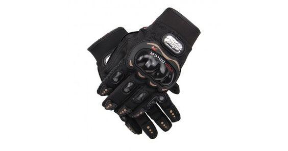 Set completo Armadura motocross Racing Motorcycle Body Armor pantalones cortos protector rodilla y guantes