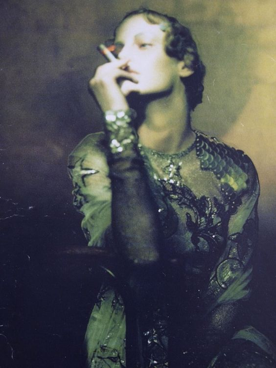 By Paolo Roversi:
