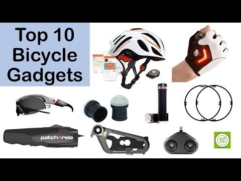 Top 10 Bicycle Accessories 2017 Latest Cycling Gadgets Part 2