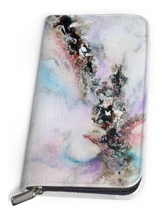 Du suchst das Exklusive? #Damenbrieftasche in Leder mit unverwechselbaren Design. Speziell für Dich in Handarbeit in unserem Atelier hergestellt. #freistilkunstcfischer #Mode #Brieftasche #Style #Portmonnaie #Geschenkidee #Geldbörse #Fashion