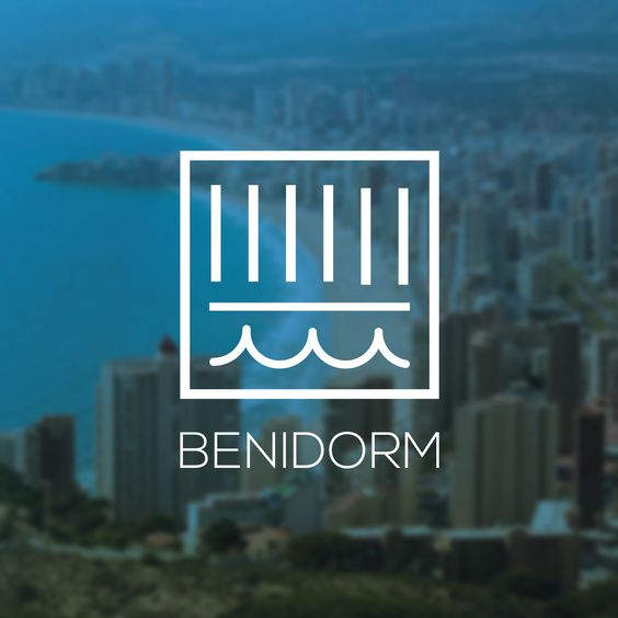 Design for #Benidormbytalents contest by Lucia Sancho