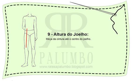 Ateliê de costura - Raíssa Palumbo: MÓDULO I - TÓPICO 3 - CONHECENDO MEDIDA INFANTIL