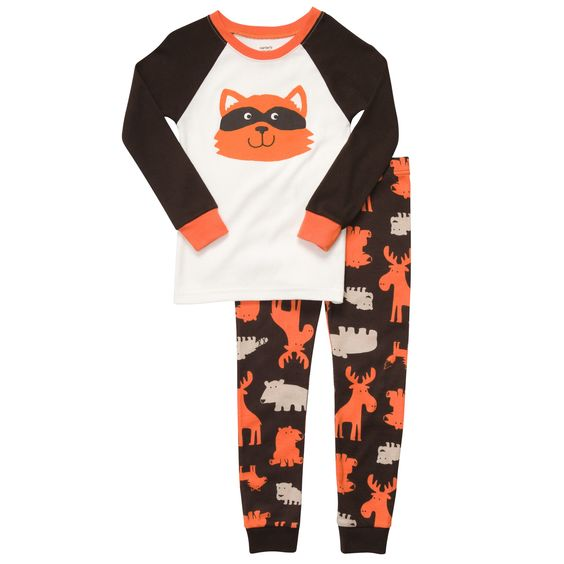 Snug-Fit Cotton 2-Piece Pjs | Pajamas 2-Piece Pjs