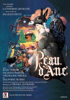 Peau d'Âne de Jacques Demy (1970) - Analyse et critique du film - DVDClassik