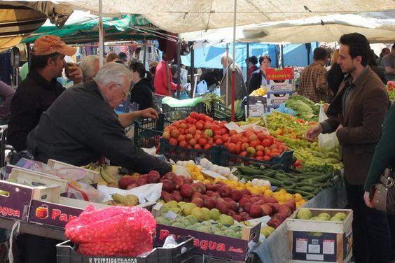 Αλλαγή ημέρας για τη Λαϊκή Αγορά της Αλεξανδρούπολης