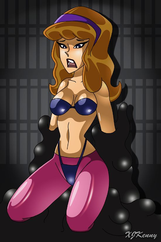 Daphne And The Black Slime | Daphne (scooby-doo ...