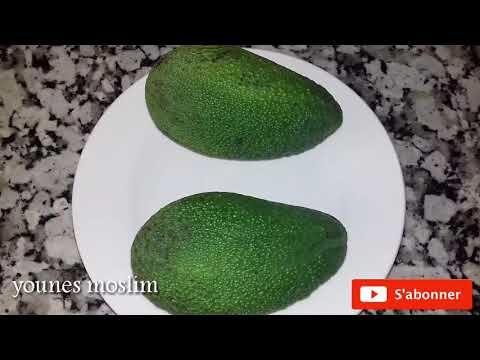 اللي بغا يتهلى فالمانجو Youtube In 2020 Fruit Avocado Food
