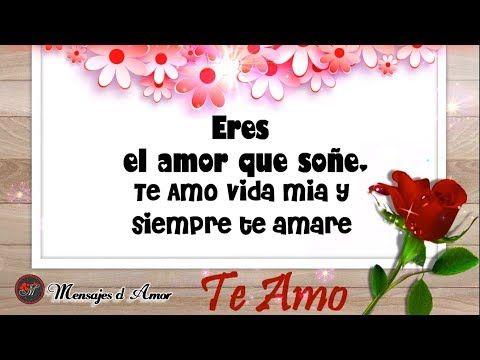 Poemas De Buenos Dias Mi Amor Te Amo Buenos Dias Mi Amor Este Mensaje Es Para Ti Te Amo