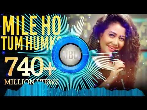 Mile Ho Tum Humko Neha Kakkar Hard Bass Remix Full Dj Song Youtube In 2020 Dj Songs Songs Dj Remix Songs