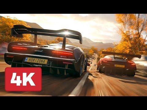 Forza Horizon 4 On Pc At Max Settings Looks Incredible 4k Con