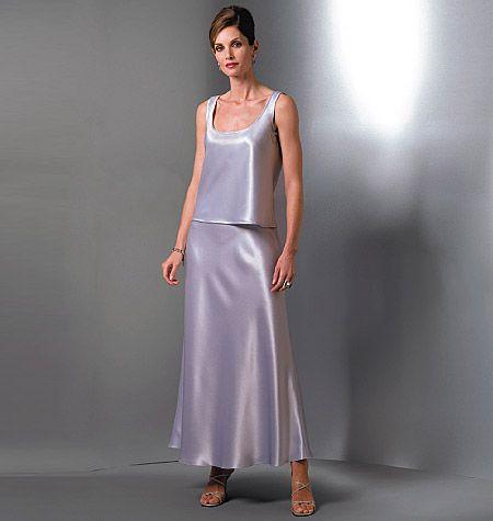 V2779, Misses'/Misses' Petite Jacket, Top, Pants and Skirt