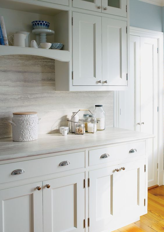 Cabinets Countertops And White Cabinets On Pinterest