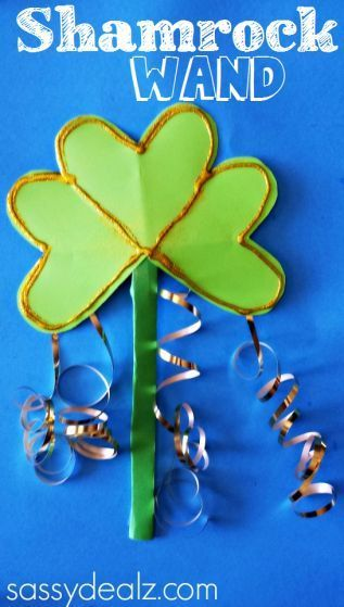 17 St. Patrick's Day Crafts for Kids - A Little Craft In Your DayA Little Craft In Your Day: