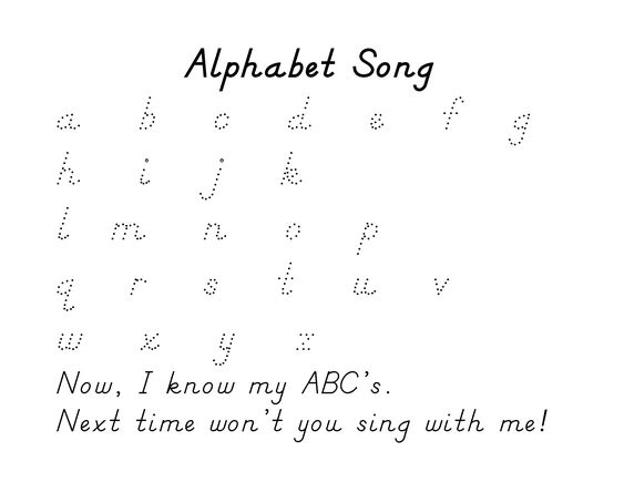 Alphabet Tracing, Alphabet And Page 3 On Pinterest