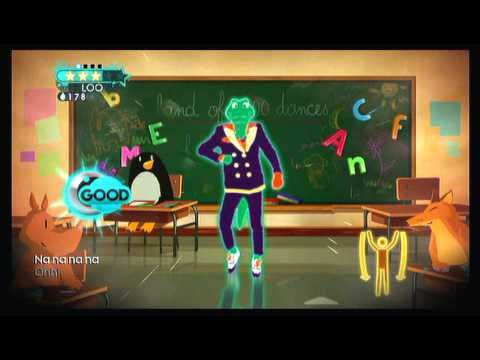 Land of 1000 Dances - Just Dance 3 - Wii Workouts - YouTube  Great end of the year activity - fun for all grades!