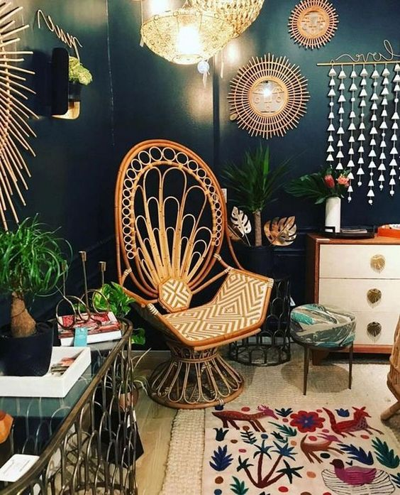 20+ Amazing Boho Style Home Decor Ideas #home #homedecor #homedecorideas