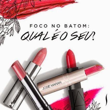 Batom Sephora Brasil