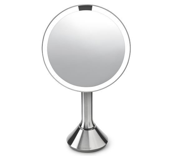 Simplehuman 0174 8 Quot Brightness Control Mirror With Images