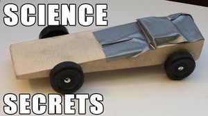 7 simple science tricks for an UNBEATABLE pinewood derby car
